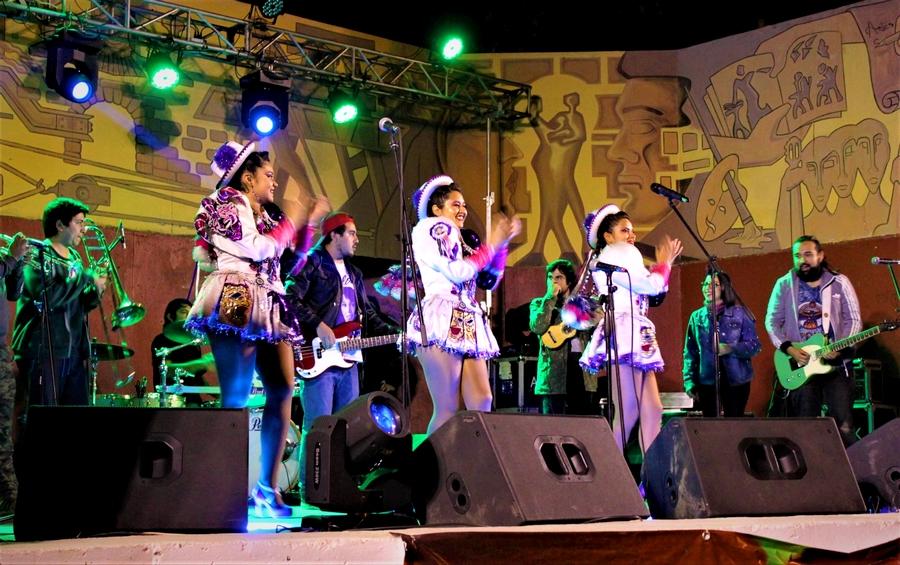 Memorable primera versión de la Fiesta de la Música se vivió en Tierra Amarilla