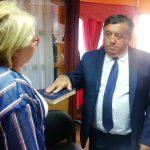 Santiago Campbell asumió como nuevo concejal en Tierra Amarilla