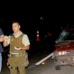 Fiscalía investiga fatal atropello ocurrido la madrugada del lunes en Tierra Amarilla